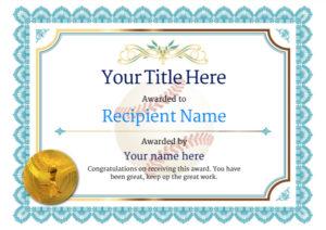 Use Free Baseball Certificate Templates -Awardbox throughout Fresh Baseball Achievement Certificate Templates