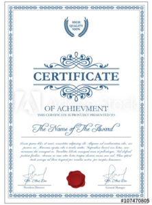 Validation Certificate Template (5 pertaining to Validation Certificate Template