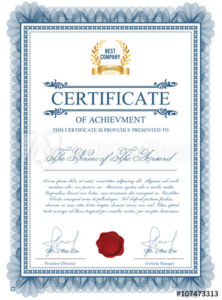Validation Certificate Template (6) – Templates Example for Validation Certificate Template