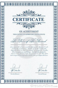 Validation Certificate Template (7) – Templates Example with New Validation Certificate Template