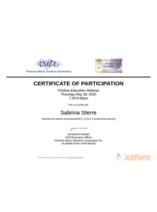 Webinar Certificate – Pdf Templates | Jotform with Dog Obedience Certificate Template Free 8 Docs