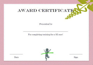 Winner Certificate Template : 40+ Word Templates [ For intended for Contest Winner Certificate Template