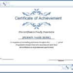 Winner Certificate Template For Ms Word   Document Hub within New Winner Certificate Template