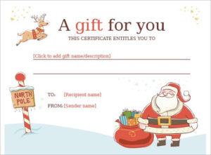 Word, Pdf, Psd | Free & Premium Templates | Christmas Gift with Christmas Gift Templates Free Typable