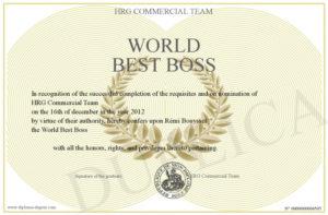 World-Best-Boss for Worlds Best Boss Certificate Templates Free