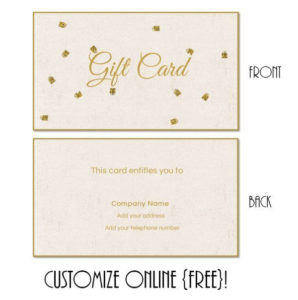 Yoga Gift Certificate Template Free (11) | Professional within Yoga Gift Certificate Template Free