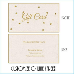 Yoga Gift Certificate Template Free (7) | Professional pertaining to Best Yoga Gift Certificate Template Free