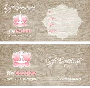 Yoga Gift Certificate Templates | Gift Certificate Templates intended for Yoga Gift Certificate Template Free