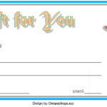 Zoo Gift Voucher Template Free Printable (3Rd Design In Zoo Gift Certificate Templates Free Download