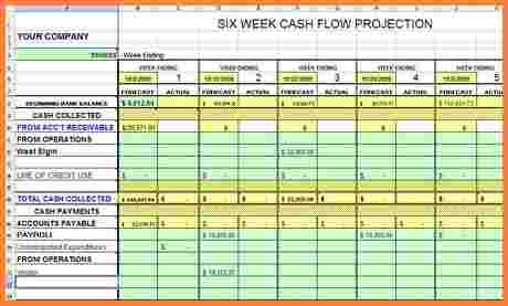 10+ Accounts Payable Spreadsheet Template | Excel intended for Excel Templates For Small Business Accounting