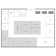 10+ Best Retail Floor Plans Images | Floor Plans, How To intended for Boutique Business Plan Template