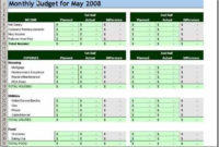 10 Free Household Budget Spreadsheets For 2020 | Budget in Moving Company Business Plan Template