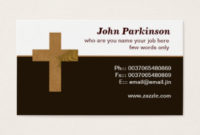 1,000+ Christian Business Cards And Christian Business pertaining to Christian Business Cards Templates Free