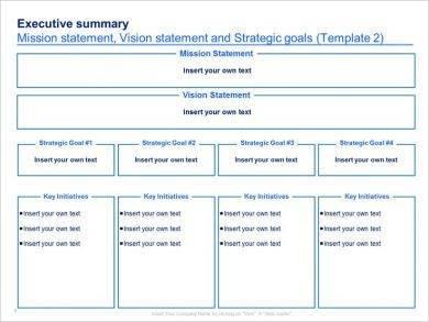 11+ Business Strategic Plan Examples - Pdf, Ai, Google in Business Plan Framework Template