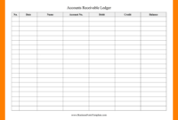 12+ Business Expense Ledger Template   Ledger Review regarding Fresh Business Accounts Excel Template