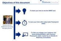 15 Best Simple Business Case Template |Ex Mckinsey Pertaining To Fresh Mckinsey Business Case Template