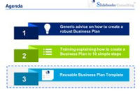 15 Best Simple Business Plan Template |Ex-Mckinsey with Quality Simple Business Continuity Plan Template