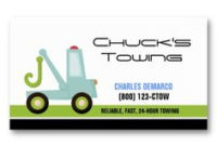15 Best Tow Truck Business Cards Images | Business Cards with regard to Automotive Business Card Templates