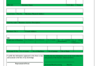 15 Printable Business Forms And Templates – Fillable regarding Business Canvas Word Template
