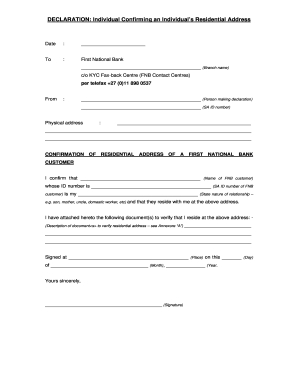 15 Printable Confirmation Of Employment Letter For Bank within Unique Business Change Of Address Template