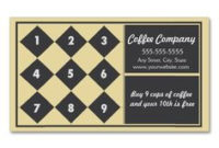 1570 Best Customer Loyalty Card Templates Images | Loyalty pertaining to Business Punch Card Template Free