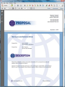 16 Best Sample Business Opportunity Proposals Images On throughout Unique Business Sale Proposal Template