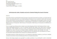 17+ Sample Business Letters In Pdf   Ms Word intended for Quality Business Email Template Pdf