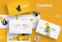 20 Creative Presentation Ideas: That Will Inspire inside Business Idea Presentation Template