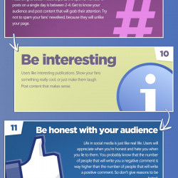 20 Tips For Your Facebook Business Page   Visual.ly with regard to New Facebook Templates For Business