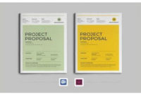 20+ Trendy Ideas Design Layout Presentation Projects # in Business Proposal Template Indesign