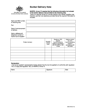 2014 Form Au Amsa 238 Fill Online, Printable, Fillable in Australian Government Business Plan Template