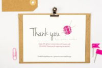 23 Best Business Thank You Cards Images   Business Thank inside Best Kinkos Business Card Template