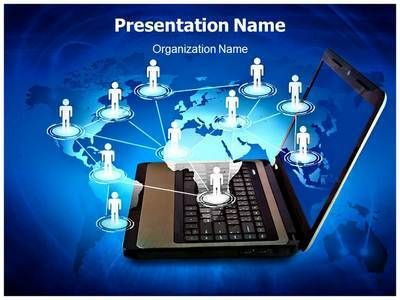 23 Best Social Networking Powerpoint Templates Images On with Best Ppt Templates For Business Presentation Free Download