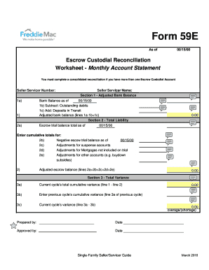23 Printable Bank Reconciliation Example Forms And pertaining to Business Bank Reconciliation Template