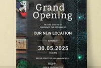 24 Best Grand Opening Invitations Images | Grand Opening with Best Business Launch Invitation Templates Free