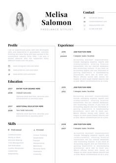240 Best Resume Design & Layouts Images In 2020   Resume within Unique Basic Business Website Template