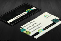 25 Professional Business Card Free Psd Templates for Business Card Powerpoint Templates Free