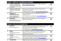25+ Sample Sales And Marketing Plan Templates In Pdf | Ms With Regard To Fresh Ecommerce Website Business Plan Template