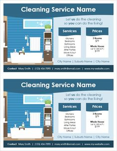 26 Best Flyers, Programs, Invitations Images | Flyer intended for Best Flyers For Cleaning Business Templates
