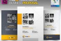 26 Best Proposal Design Images   Proposal Design, Proposal intended for Business Proposal Indesign Template