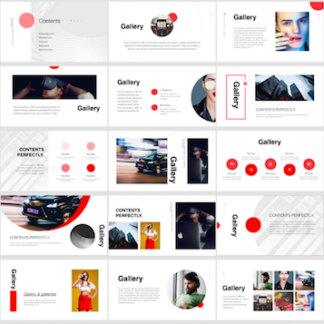 3 In 1 Minimal & Creative Professional Powerpoint Template with regard to New Free Download Powerpoint Templates For Business Presentation
