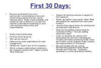 30 , 60, 90 Days Plan To Meet Goals For New Organization throughout New Free Business Plan Template Australia