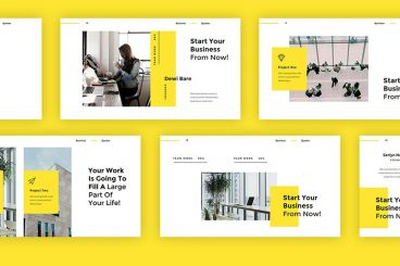 30+ Best Business & Corporate Powerpoint Templates 2021 within Free Pub Business Plan Template