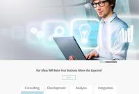 30 Free Stunning Website Templates | Instantshift regarding Template For Business Website Free Download