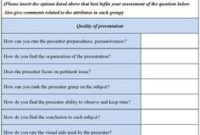 31 Best Video Evaluation Rubric And Form Ideas Images throughout Fresh Business Process Evaluation Template