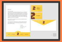 4+ Letterhead Envelope Template | Company Letterhead Throughout Business Card Letterhead Envelope Template