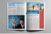 400 Best Newsletter Template Images In 2020 | Newsletter regarding Business Plan Template Indesign