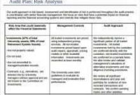 41 How To Create Internal Audit Plan Template Excel intended for Quality Internal Business Proposal Template