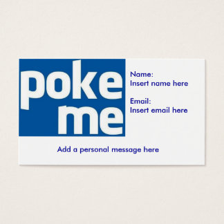 429+ Facebook Business Cards And Facebook Business Card pertaining to Quality Facebook Business Templates Free