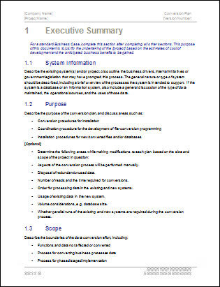 43+ Free Executive Summary Templates In Word Excel Pdf inside Executive Summary Template For Business Plan